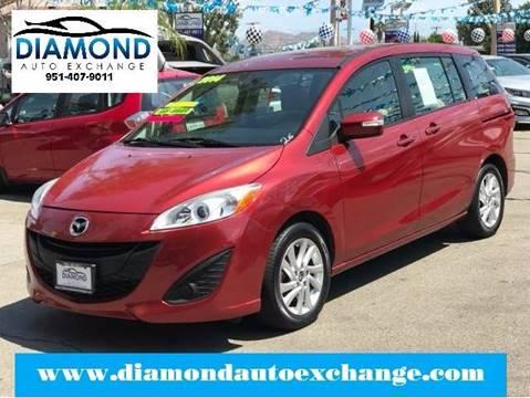 2014 Mazda MAZDA5 for sale in Corona, CA