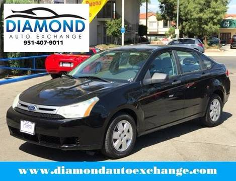 2011 Ford Focus for sale in Corona, CA