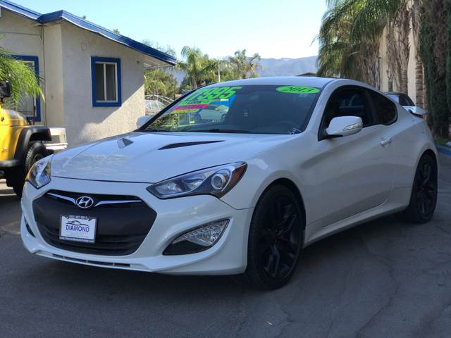 Worksheet. 2013 Hyundai Genesis Coupe 38 Track 2dr Coupe In Corona CA