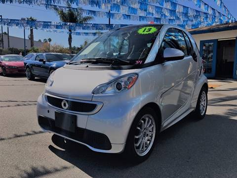 2013 Smart fortwo for sale in Corona, CA