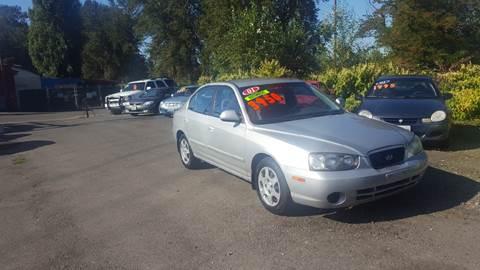 2001 Hyundai Elantra for sale in Puyallup, WA