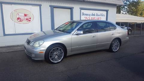 2003 Lexus GS 300 for sale in Puyallup, WA