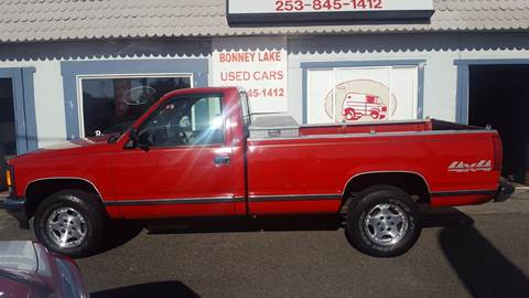 1993 Chevrolet C/K 1500 Series for sale in Puyallup, WA