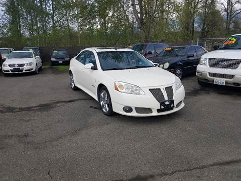 2008 Pontiac G6 for sale in Puyallup, WA