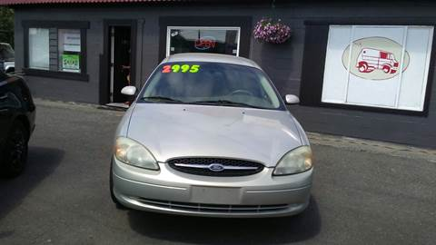 2003 Ford Taurus for sale at Bonney Lake Used Cars in Puyallup WA