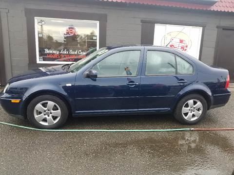 2003 Volkswagen Jetta for sale at Bonney Lake Used Cars in Puyallup WA
