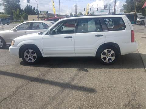 2003 Subaru Forester for sale in Puyallup, WA