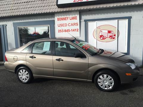 2005 Ford Focus for sale in Puyallup, WA