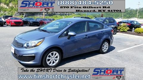 2016 Kia Rio for sale in Mallie, KY