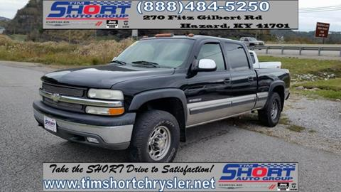 2002 Chevrolet Silverado 1500HD for sale in Mallie, KY