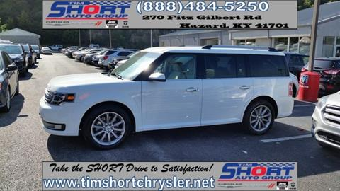 2015 Ford Flex for sale in Mallie, KY