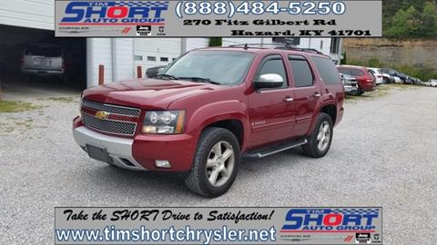 2007 Chevrolet Tahoe for sale in Mallie, KY