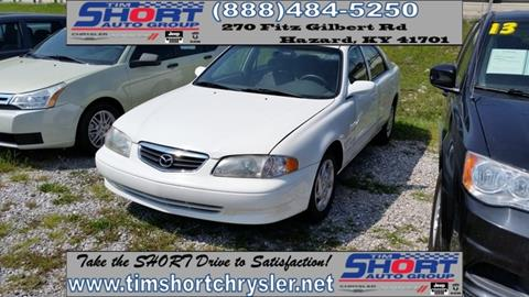 2001 Mazda 626 for sale in Mallie, KY