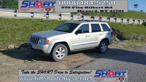 2010 Jeep Grand Cherokee for sale in Mallie, KY