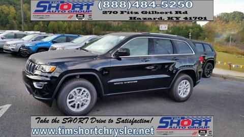 2018 Jeep Grand Cherokee for sale in Mallie, KY