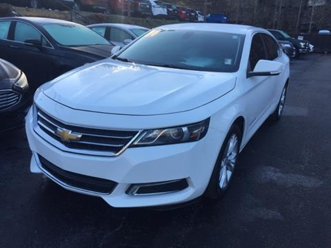 2014 Chevrolet Impala for sale in Mallie, KY