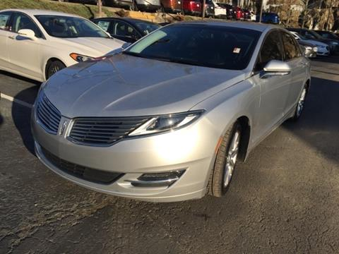 2015 Lincoln MKZ Hybrid for sale in Mallie, KY