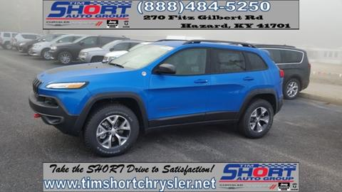 2018 Jeep Cherokee for sale in Mallie, KY