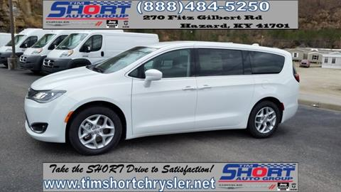 2018 Chrysler Pacifica for sale in Mallie, KY