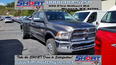 2018 RAM Ram Pickup 3500 for sale in Mallie, KY