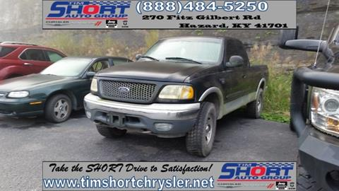 2000 Ford F-150 for sale in Mallie, KY