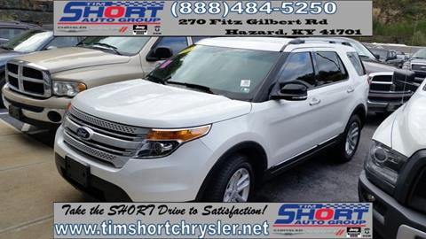 2015 Ford Explorer for sale in Mallie, KY