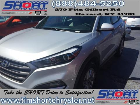2016 Hyundai Tucson for sale in Mallie, KY