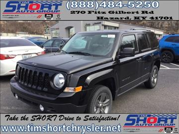 2017 Jeep Patriot for sale in Mallie, KY