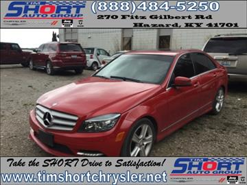 2011 Mercedes-Benz C-Class for sale in Mallie, KY