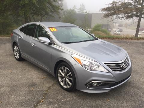 2016 Hyundai Azera for sale in Mallie, KY