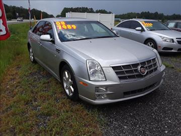 2008 Cadillac STS for sale in Bunnell, FL