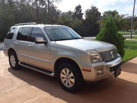 2006 Mercury Mountaineer for sale in Bunnell, FL