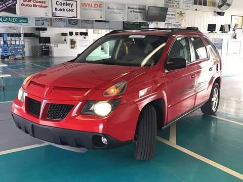 2004 Pontiac Aztek for sale in Bunnell, FL