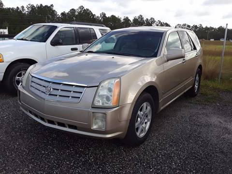 2006 Cadillac SRX for sale in Bunnell, FL