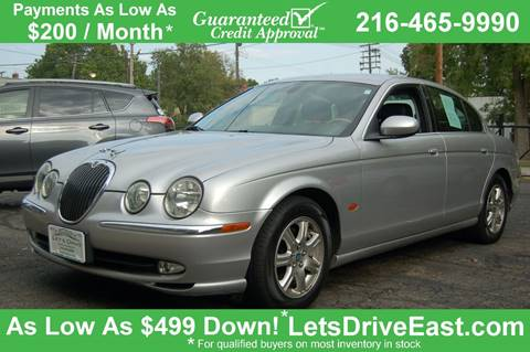 2003 Jaguar S-Type for sale in Cleveland, OH