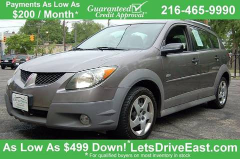 2004 Pontiac Vibe for sale in Cleveland, OH