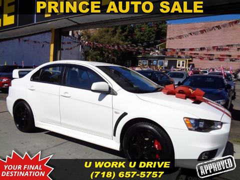 2014 Mitsubishi Lancer Evolution for sale in Jamaica, NY