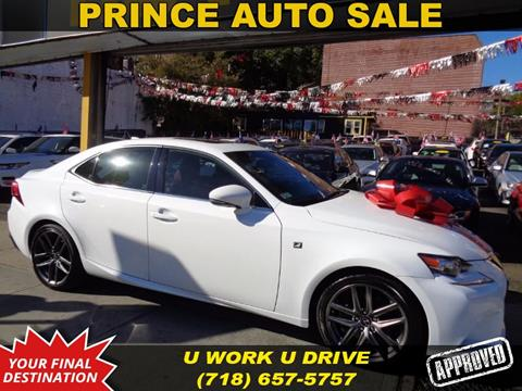 2014 Lexus IS 350 for sale in Jamaica, NY