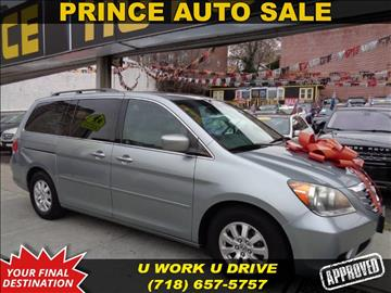 2008 Honda Odyssey for sale in Jamaica, NY