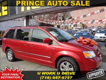 2008 Dodge Grand Caravan for sale in Jamaica, NY