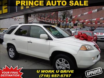 2006 Acura MDX for sale in Jamaica, NY