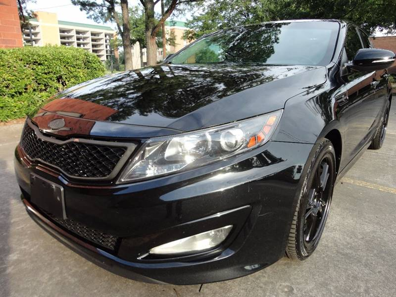 2012 Kia Optima SX Turbo 4dr Sedan 6A   Marietta GA