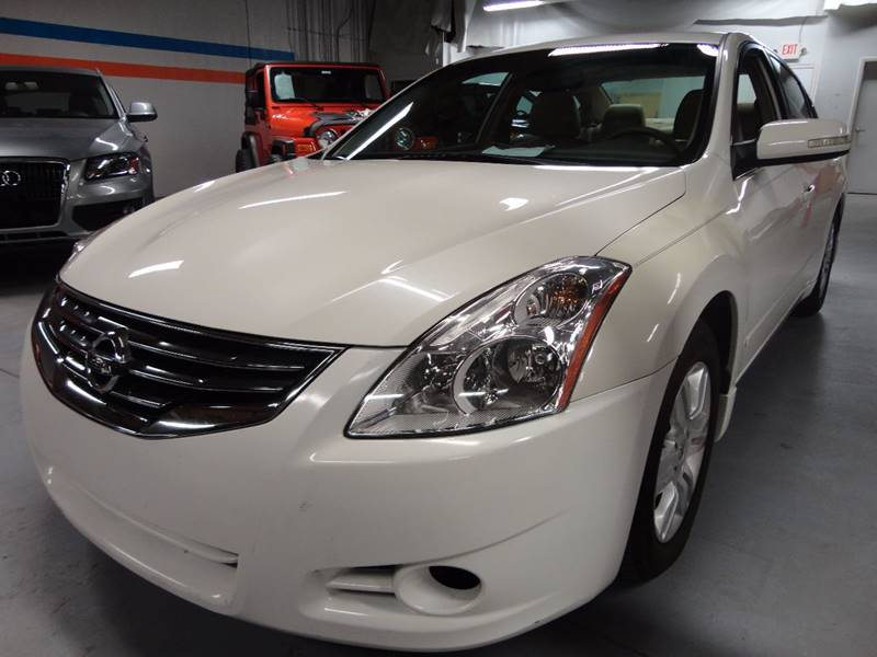 2011 Nissan Altima 25 Sl 4dr Sedan In Marietta Ga Carplus Motors