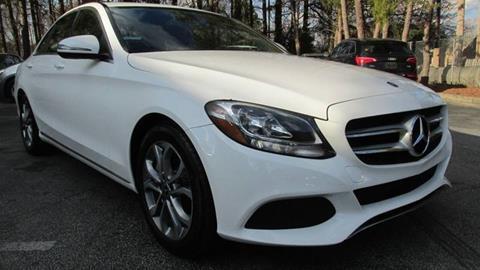 2018 Mercedes-Benz C-Class for sale in Woodstock, GA