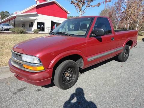 2000 Chevrolet S-10 for sale in Marietta, GA