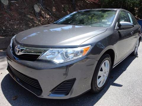 2014 Toyota Camry for sale in Marietta, GA