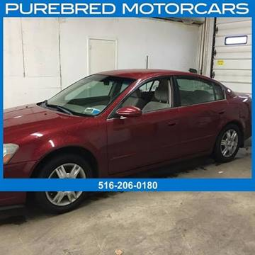2005 Nissan Altima for sale in East Farmingdale, NY