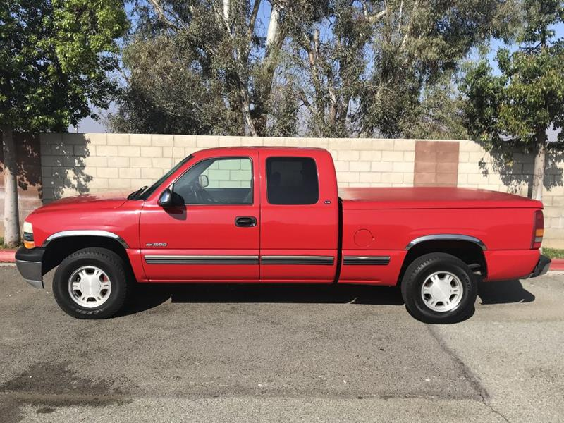 1999 Chevrolet Silverado 1500 For Sale At J3 Motors In Calimesa CA