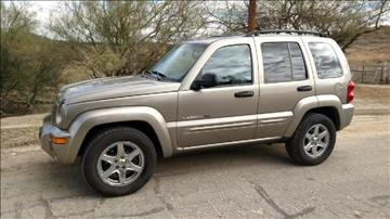 2003 Jeep Liberty for sale in Calimesa, CA