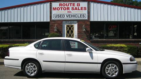 2005 Chevrolet Impala for sale in Youngsville PA
